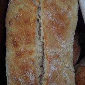 Pan de chapata Arte&Sano
