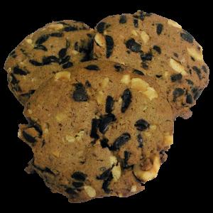 galleta galleta artesana de centeno avellanas y chocolate Arte&SANO