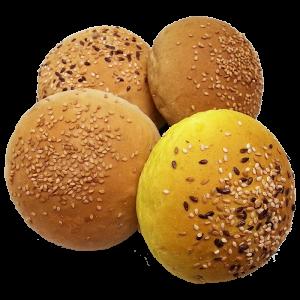 Pan de hamburguesa Arte&Sano