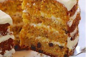 Carrot Cake en Arte&SANO