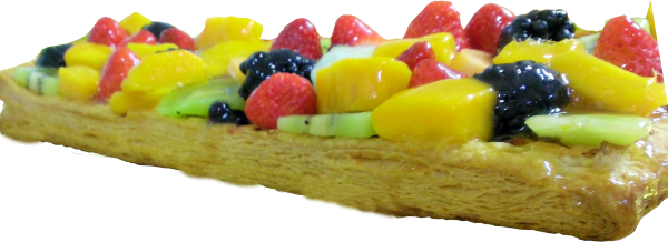Hojaldre de frutas Arte&Sano
