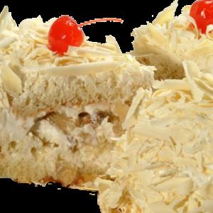 Tarta Dama Blanca Arte&Sano