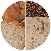 quinoa y chia